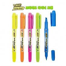 [BIC]브라이트라이너 트윈형광펜