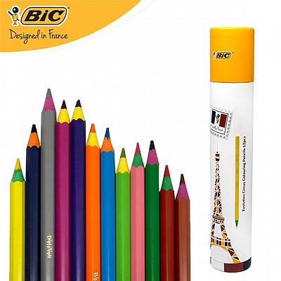 에볼루션 서커스 색연필 12색 기프트세트