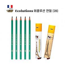 [BIC] 빅 에콜루션 연필 5P 세트